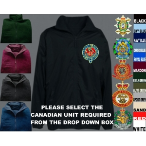 Canadian Army Mistral Jackets