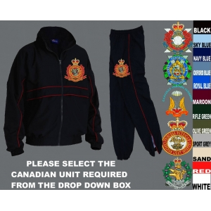 Canadian Army Tracksuit