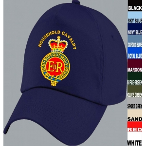 1A HCR Embroidered Baseball Cap