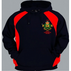 1 A RMP Regimental Colour Pullover Up ..
