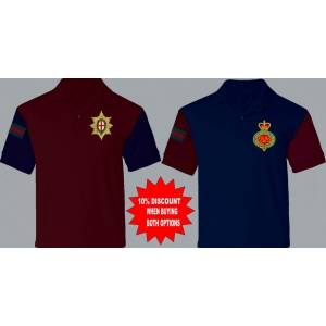1 A Guards colour polo + TRF