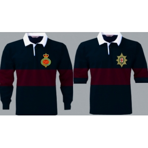 Regimental Colour Rugby..