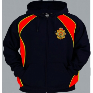 RLC Regimental Colour Pullover or Zip ..