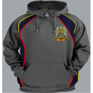 1 A OMAN Regimental Colour Pullover or Zip Up Hoody