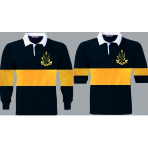 1 A 14TH 20TH Regimental Colour Rugby ..