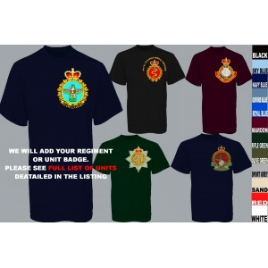 Canadian Army T Shirt