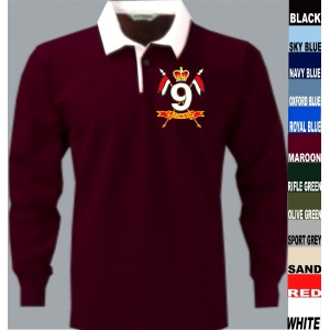 9th Lancers Rugby Shirt