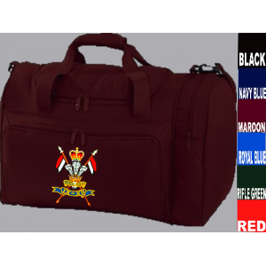 9thLancers Kit Bag