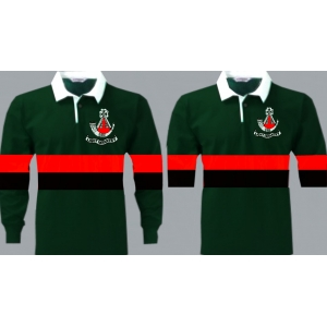 LI Regimental Colour Ru..