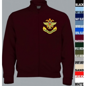 1st King's Dragoon Guards Full Zip Swe..