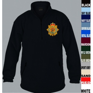 Fleece Jacket 1/4 Zip