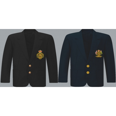 Blazer Royal British Legion title=