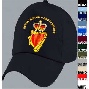 1 A RUC Embroidered Bas..