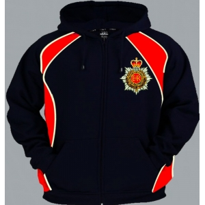 1 A Regimental Colour Pullover or Zip ..