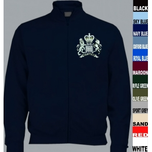 Skyfall Full Zip Sweatshirt