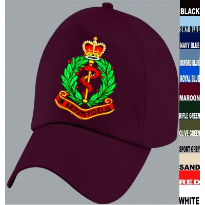 Embroidered Baseball Cap title=