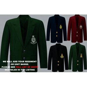 Blazer Army RAF Royal Navy