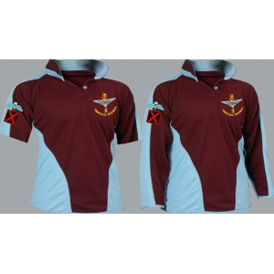 Parachute Regiment Maroon / Sky Rugby ..