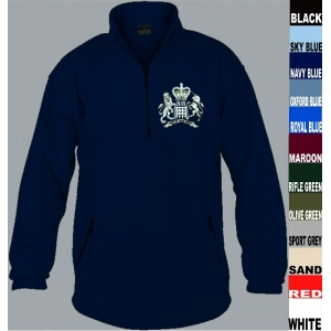 SIS MI6 Fleece 1/4 Zip
