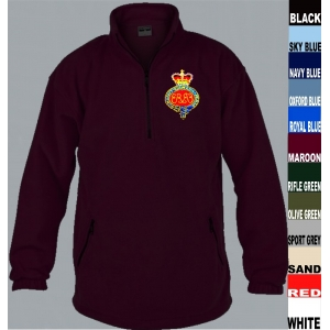 Grenadier Guards 1/4 Zip Fleece