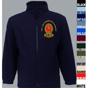 15th/19th The Kings Royal Hussars Fleece