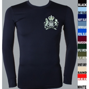 S.I.S. PTI. Base layer James Bond MI6