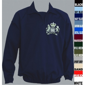 SIS MI6 James Bond Drill Training Top