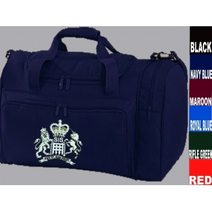 S.I.S. MI6 Kit Bag Holdall