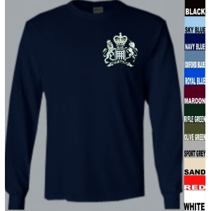 SIS MI6 Long Sleeve T- Shirts