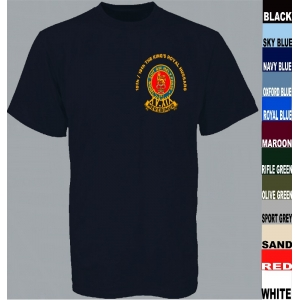 15th/19th The Kings Royal Hussars T Sh..