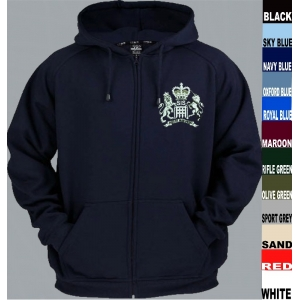 S.I.S. MI6 Zip up Hoody