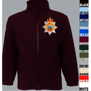 Devonshire Regiment Fleece