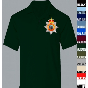 Devonshire Regiment Polo Shirt