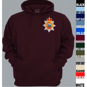 Devonshire Regiment Hoody