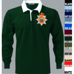 Devonshire Regiment Rugby Shirt