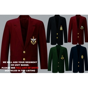 Sherwood Foresters Blazer