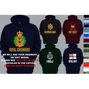 Pullover Hoody Large Insignia
