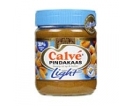 Calvé Pindakaas light, peanutbutter in jar - 350..