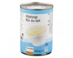 EVERYDAY  rijstpap natuur, rice pudding - 425 gr.