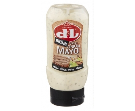 DEVOS LEMMENS  BBQ mayo Sweet Onion Top Down - 300 ml.