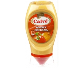 CALVE  whisky cocktail sauce Top Down - 250 ml.