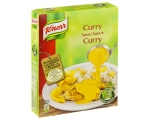 KNORR  currysaus instant - 3 x 24 gr.