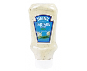 HEINZ  Tartare Sauce Tartaarsaus Top Down - 500 ml.