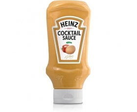 HEINZ  cocktailsaus Top Down - 500 ml.