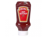 HEINZ  Hot ketchup Top Down - 500 ml.