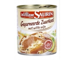 WILLIAM SAURIN  gegarneerde zuurkool, choucroute..