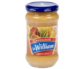 La William - Sauce Andalouse, Andalouse saus, sauce - 300 ml netto