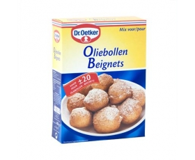Dr. Oetker - Beignets mix, oliebollen mix, mix for beignets - 400 gr.