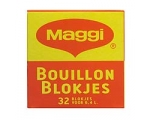 Maggi bouillon blokjes, the Original, 32 tablets.
