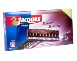 Jacques fondant Bosbes - Myrtille, tablet chocol..